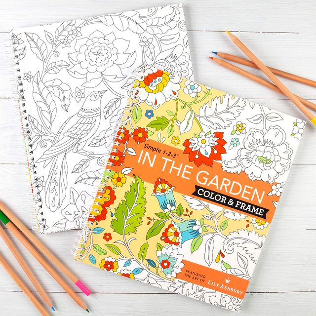 13 Best Adult Coloring Books - Cheap Adult Color By Number Books