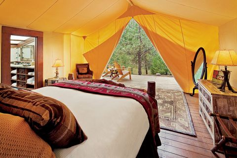 25 Best Glamping Destinations In The U S Luxury Camping