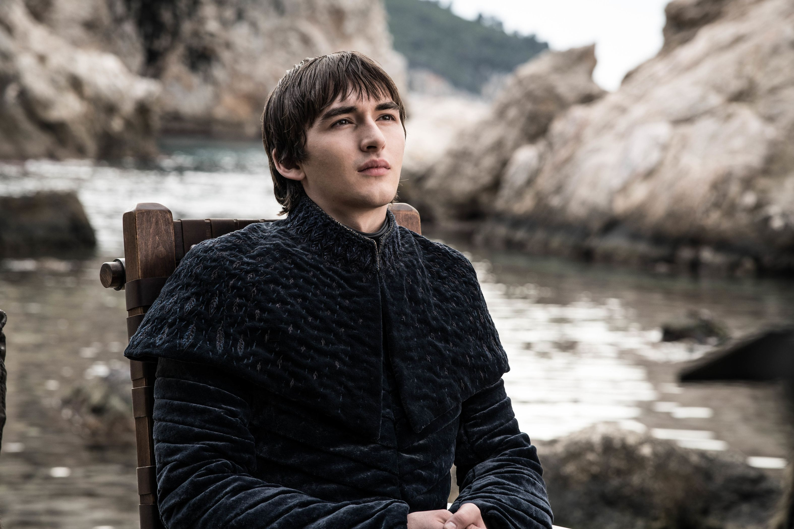 Isaac Hempstead-Wright on Bran Stark's Game of Thrones Fate: 'I Genuinely Thought It was a Joke Script'
