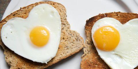 Dish, Food, Egg, Egg yolk, Fried egg, Egg, Cuisine, Ingredient, Breakfast, Meal,