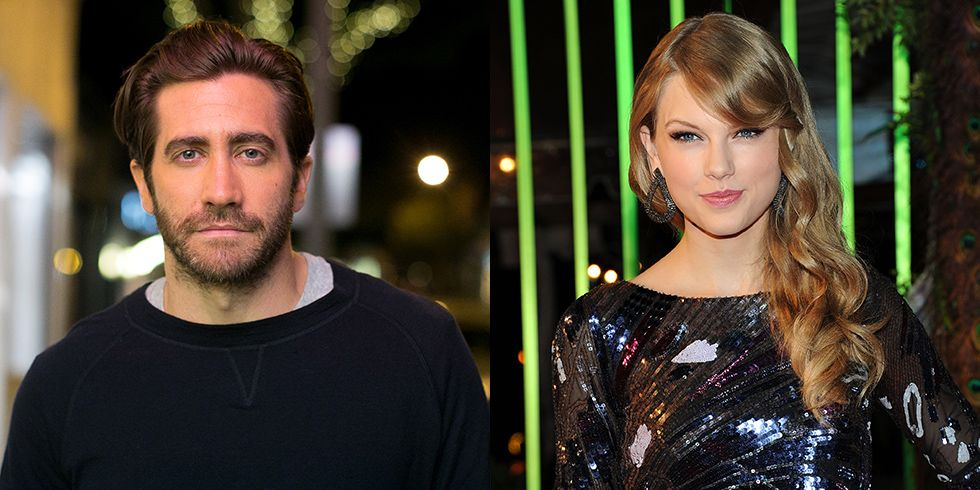 Taylor Swift and Jake Gyllenhaal This infamously short-lived relationship can be traced back to Gwyneth Paltrow. The Oscar-winner introduced Gyllenhaal and Swift at a dinner party at her London home.