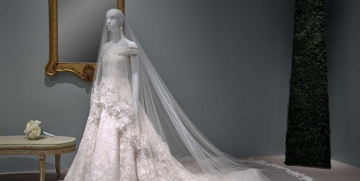 Amal Clooney's Wedding Dress