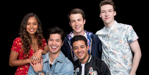 13 Reasons Why Cast Interview Emotional Season 2 Finale