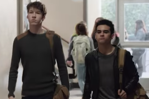 13 Reasons Why Creator Defends Harmful And Unnecessary Male Rape