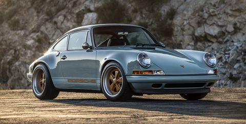 Land vehicle, Vehicle, Car, Regularity rally, Porsche 911 classic, Rim, Coupé, Sports car, Automotive design, Porsche 930,