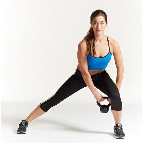 15 Minute Kettlebells Workout