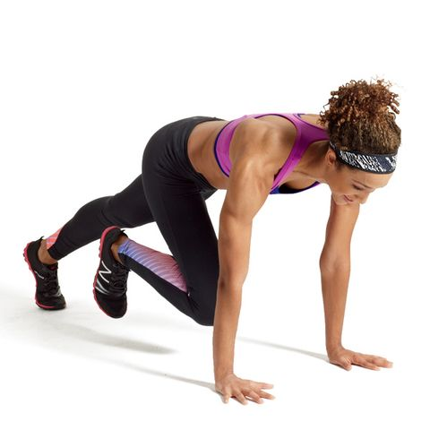 The 15-Minute Body-Weight Workout
