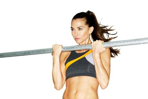 Learn to Do a Chin-Up in 6 Weeks: Training Plan