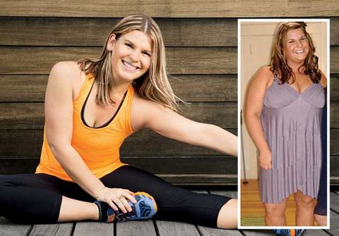 How One Woman Lost 90 Pounds