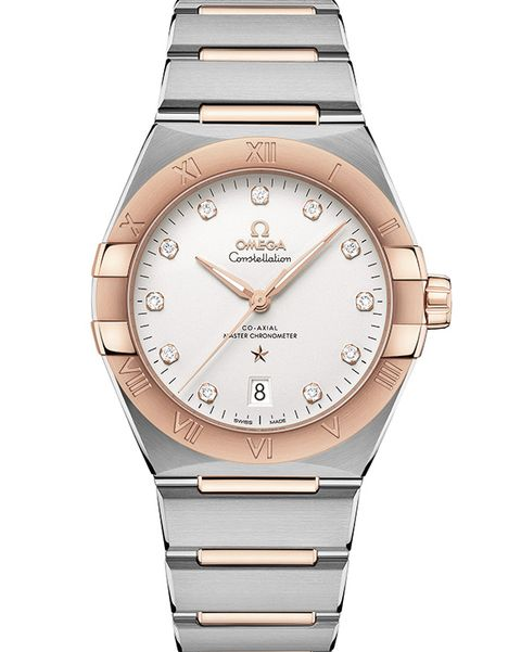 omega constellation   watch trends 2020