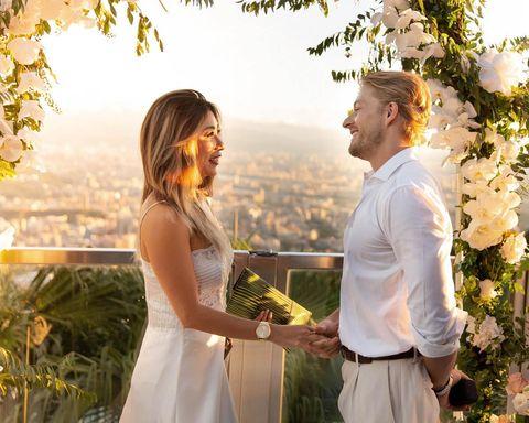 法比歐求婚