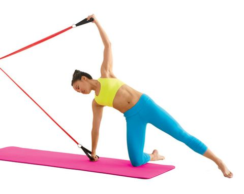 3 Pilates Moves for Super Flat Abs