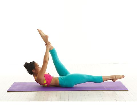 7 Major Pilates Moves for All-Over Toning