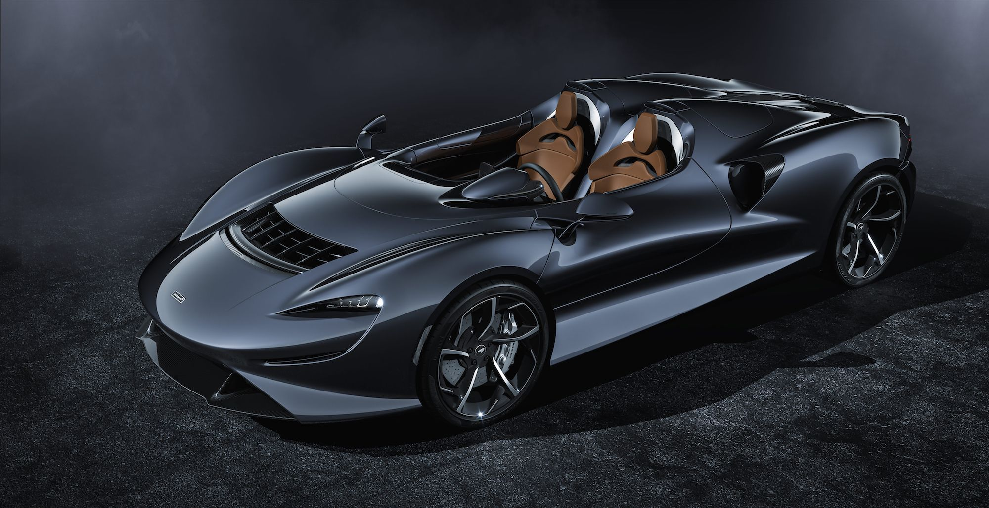 2020 McLaren Elva Is an 804-HP Roofless Twin-Turbo V-8 Weapon