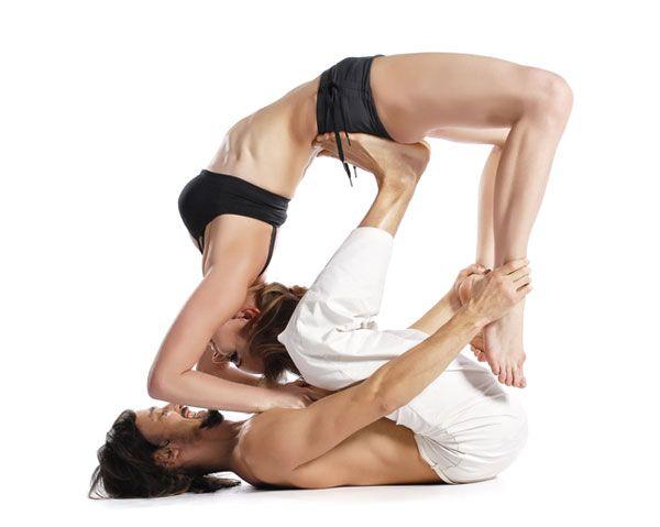 5 Ways Yoga Can Improve Your Sex Life