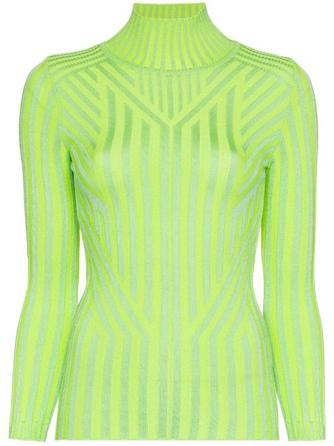 Clothing, Green, Sleeve, Neck, Shoulder, Yellow, Outerwear, Blouse, Joint, Top,