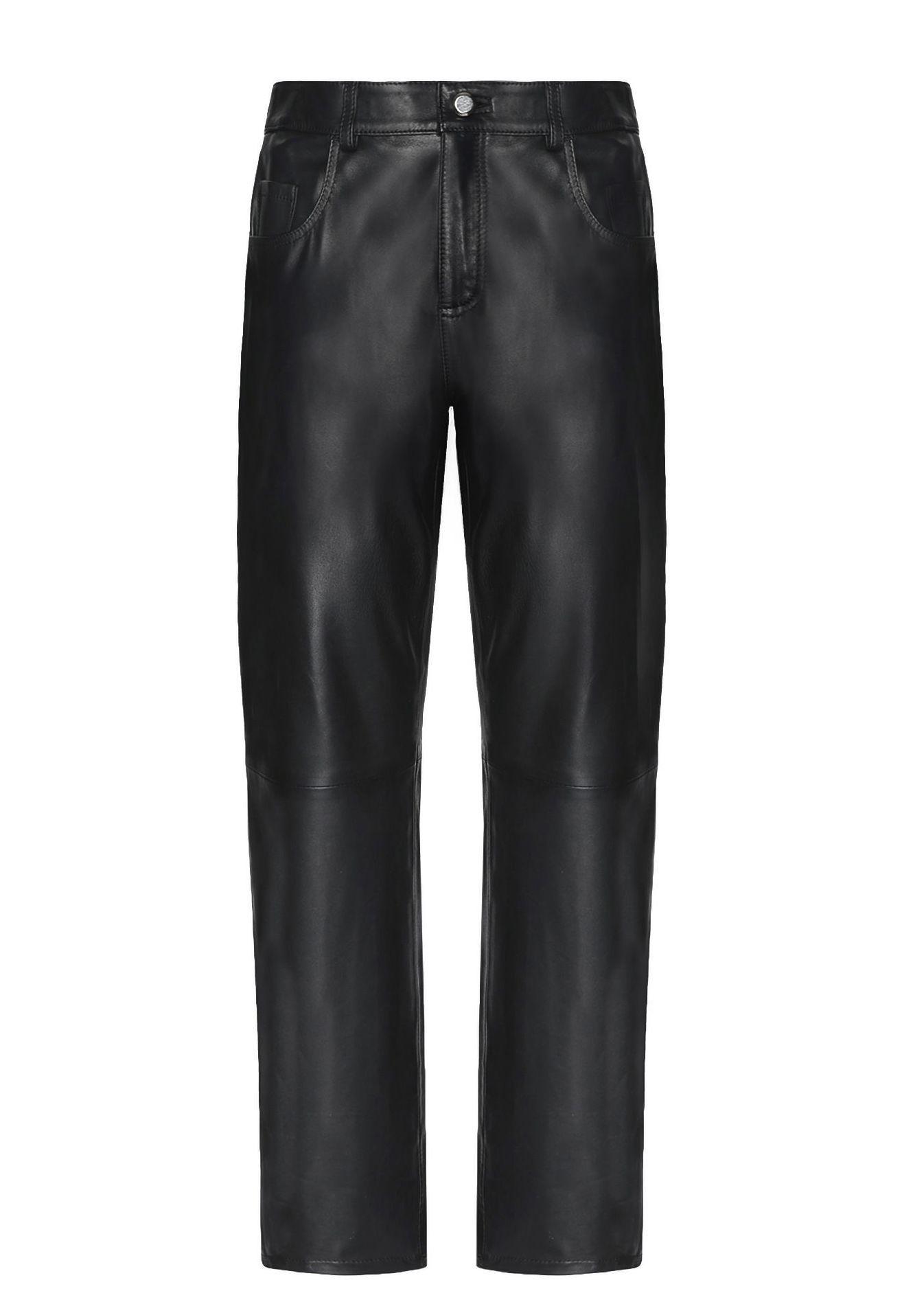 pantaloni donna pelle, pantaloni di pelle, pantaloni di pelle primavera estate 2019