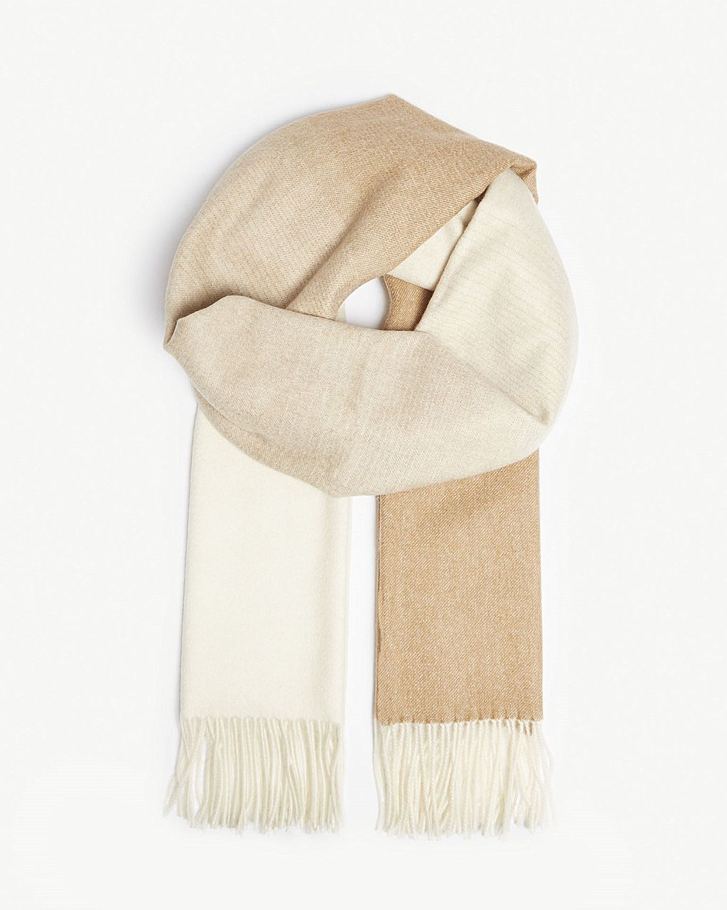 Beige clothing and accessories