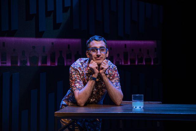 "ryan haddad, playwright of ""hi, are you single"""