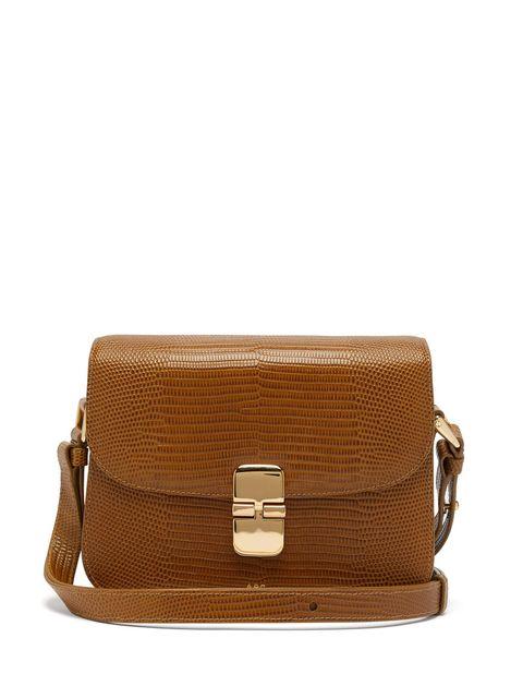 Bag, Handbag, Leather, Brown, Tan, Fashion accessory, Beige, Shoulder bag, Messenger bag, Strap,