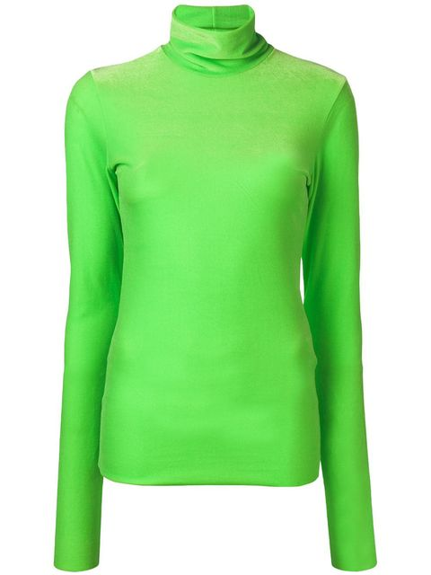 Green, Clothing, Sleeve, Long-sleeved t-shirt, Neck, Shoulder, Sweater, T-shirt, Outerwear, Active shirt,