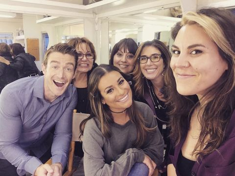 photo courtesy of robert buckley via instagram