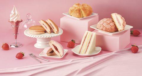 全家「重乳草莓霜淇淋」粉嫩回歸!草莓季全系列限量商品+價格一次看