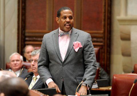State Senator Kevin Parker