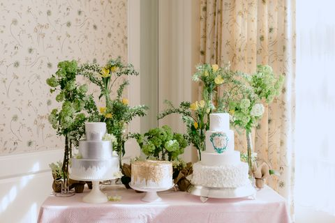 T&C Boston Bridal Luncheon