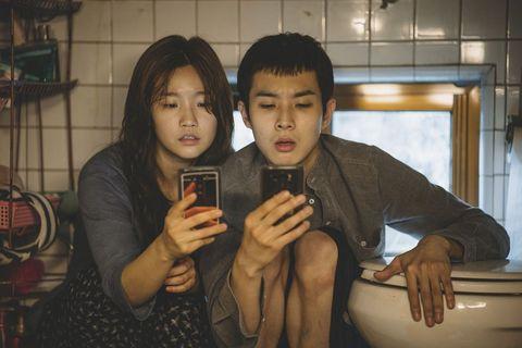 韓國電影《寄生上流》崔宇植