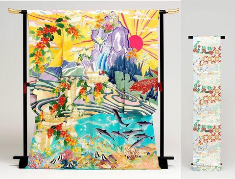 2020着物に世界を映す 京都市京セラ美術館