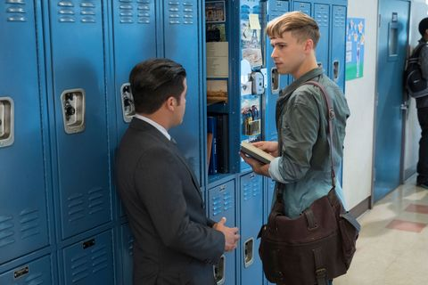 What Happened To Tony On 13 Reasons Why Season 2 13rw Spoilers On