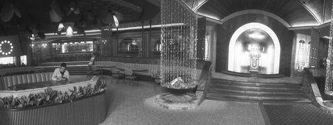 Building, Monochrome, Architecture, Room, Black-and-white, Interior design, House,