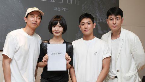 孔劉回歸新作《寂靜之海》首波劇照公開!搭檔裴斗娜、李準上太空拯救人類
