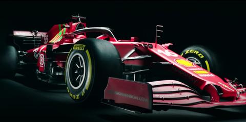 nuevo sf21 de ferrari para 2021