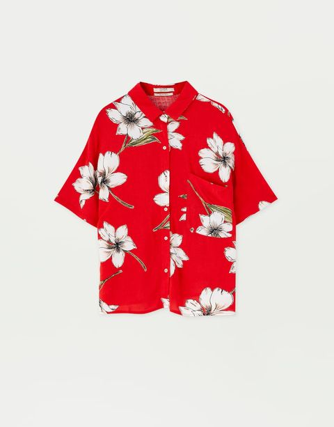 Clothing, White, Red, Sleeve, Product, T-shirt, Outerwear, Costume, Top, Kimono,