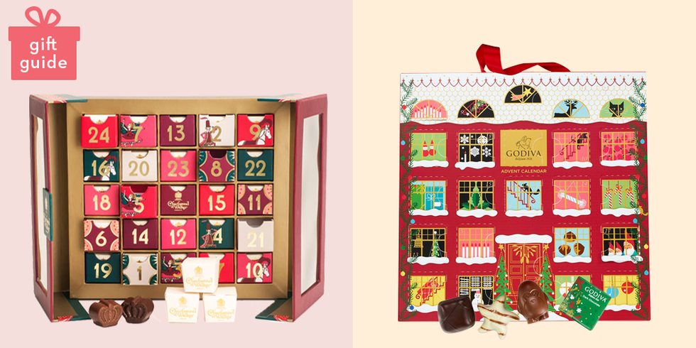 14 Chocolate Advent Calendars for People Who Want a Sugar-Filled Christmas Countdown