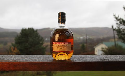 glentrothes whiskey