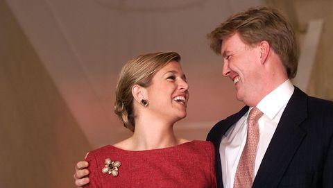 Koning Willem-Alexander en Maxima