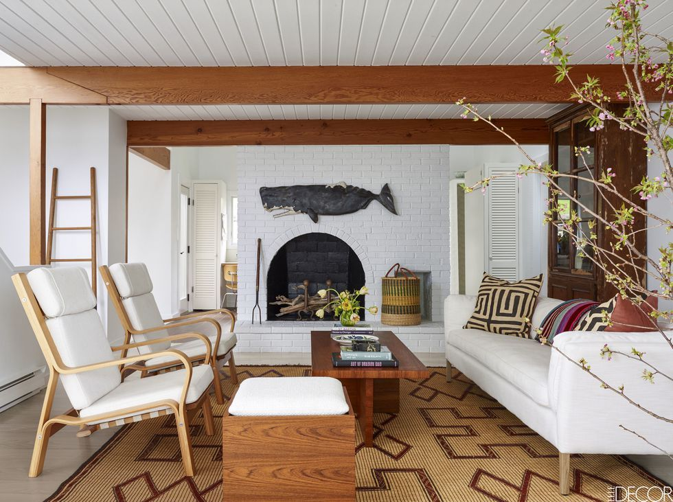 16 Stone Fireplace Ideas With Classic (and Cozy) Charm