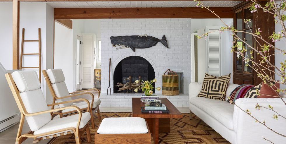15 Stone Fireplace Ideas With Classic (and Cozy) Charm