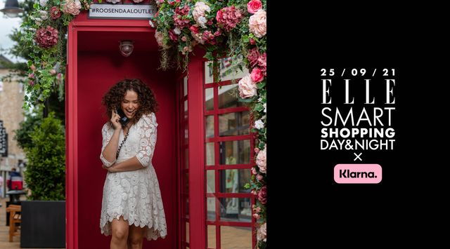 elle smart shopping day and night designer outlet roosendaal