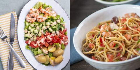A 7-Day, 1,400-Calorie Meal Plan