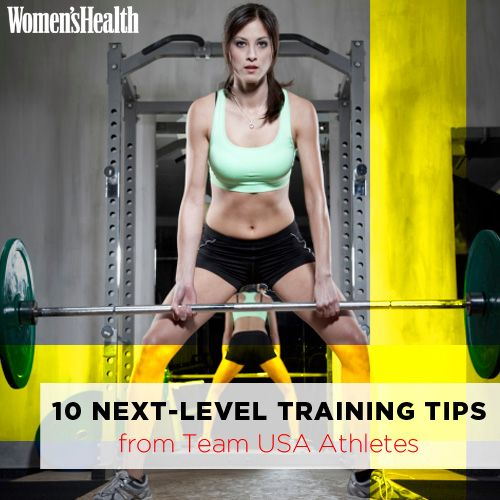10 Next-Level Training Tips from Team USA Athletes