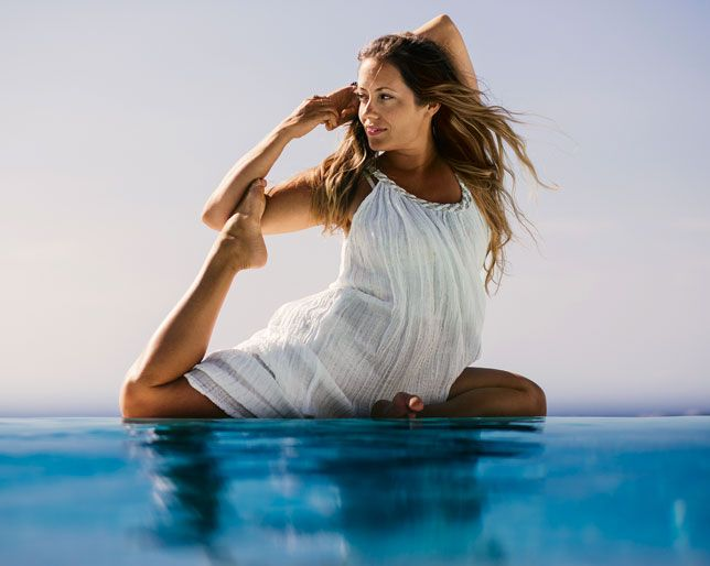 Your Body On Yoga