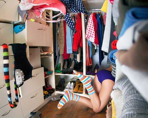5 Genius DIY Tips to Spring Clean Your Closet and De-Clutter Your Life