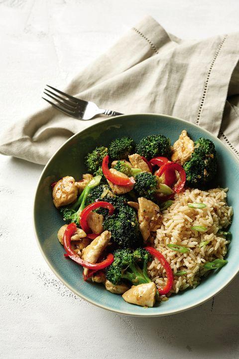 Dish, Food, Cuisine, Broccoli, Ingredient, Vegetable, Cruciferous vegetables, Leaf vegetable, Salad, Vegan nutrition,
