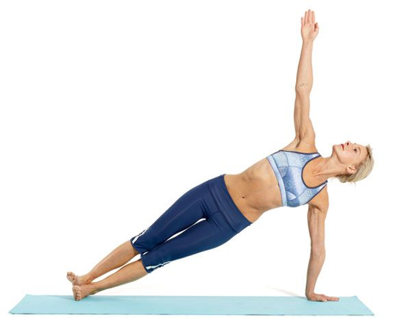 15 Minute Workout: Get a Flat-Belly Yoga Body