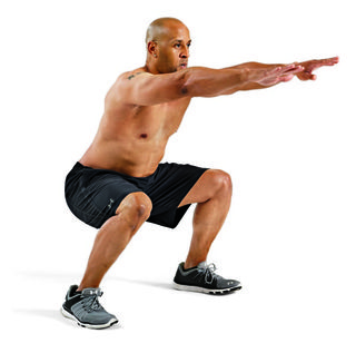 Try This Bodyweight Circuit Workout to Burn Fat and Tone Muscle