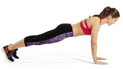 15 Minute Workout: 4 Isometric Moves for a Toned Body